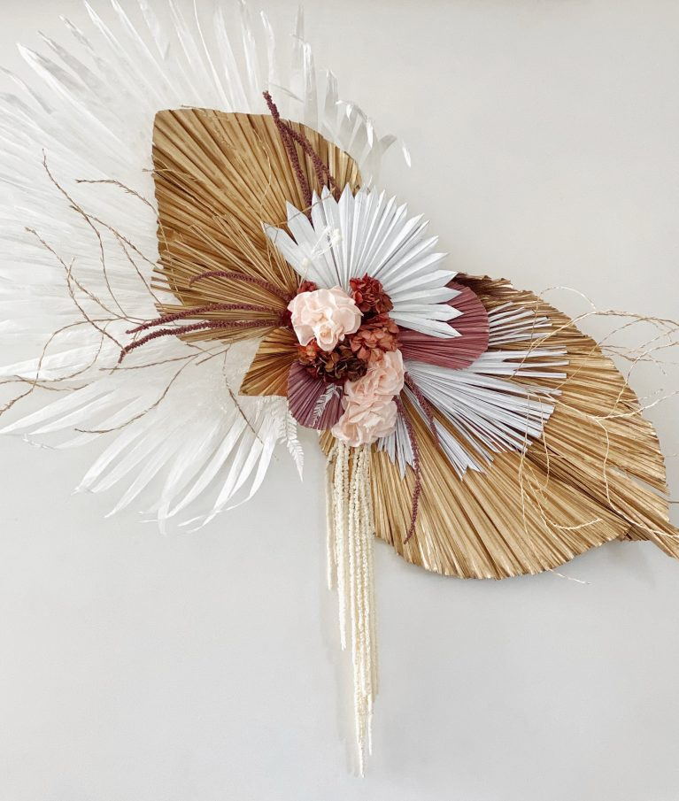 Dried Florals Arrangement 2 Hired Style